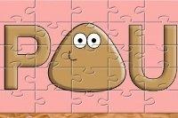 10 puzles Pou