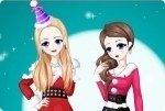 Amiguitas navideñas