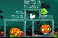 Angry Birds en Halloween