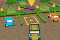 Aparca el coche Minecraft