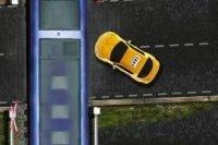 Aparcar un taxi