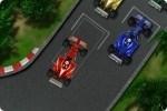 Aparca un coche de Fórmula 1