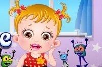 Baby Hazel va al dentista