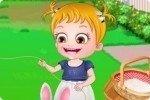 Baby Hazel y las cometas
