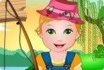 Baby Juliet de pesca