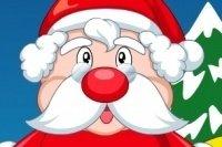 Barba de Papá Noel