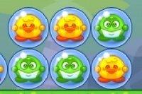 Burbujas de animales
