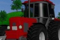 Carrera de tractores