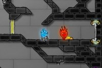 Chico de Fuego y Chica de Agua 4