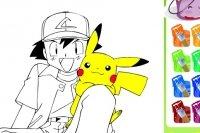 Colorea Pokémon