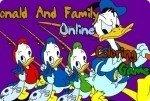 Colorea al pato Donald 2
