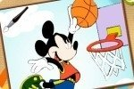 Colorea a Mickey Mouse 2