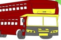 Colorear un Autobús