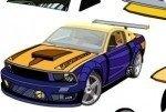 Construye un Mustang