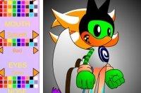 Creador de personajes de Sonic