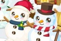 Cuida del muñeco de nieve