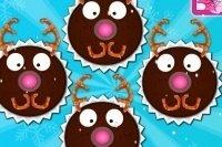 Cupcakes de Rudolf
