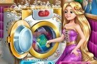 Día de colada para Rapunzel