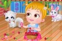 Día de San Valentín de Baby Hazel