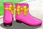 Diseña botas de agua
