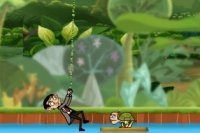 Escape de Animales de Mr. Bean
