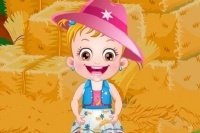 Fiesta de cosecha de Baby Hazel