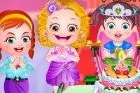 Fiesta de moda de Baby Hazel