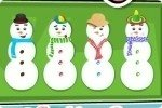 Galletitas de muñecos de nieve