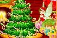 Galletitas para el árbol de Navidad