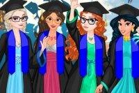 Graduación de la princesa