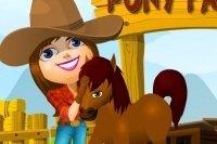 Granjera con Pony