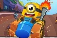 Karts con los Minions