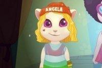 La clase de baile de Angela
