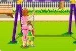 La niñera del parque