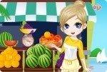La vendedora de fruta