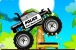 Monster Truck policial