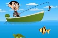 Mr. Bean de Pesca
