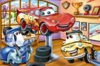 Números Ocultos de Cars