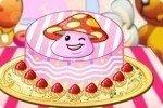 Pastel con personaje de dibujos