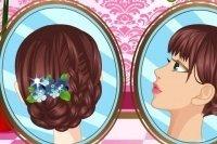 Peinado retro