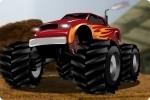 Pista de obstáculos Monster Truck