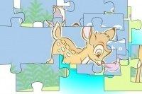 Puzle de Bambi