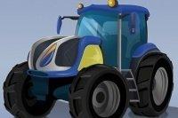 Super Carrera de Tractores