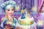 Tarta de boda de Elsa