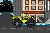 Taxi Camión Monstruo