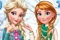 Tendencias de invierno para Elsa y Anna