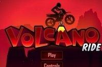 Viaje por el volcán