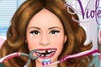 Violetta va al dentista