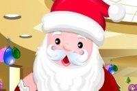 Viste a Papá Noel